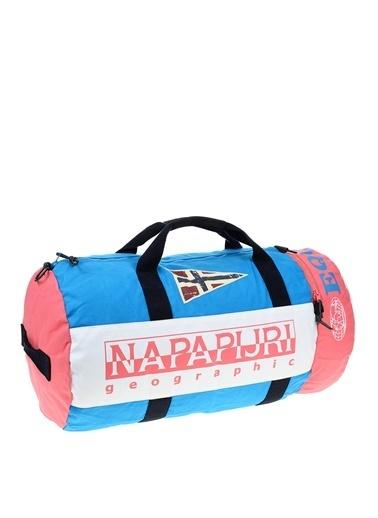 Napapijri Spor Çantası Turkuaz